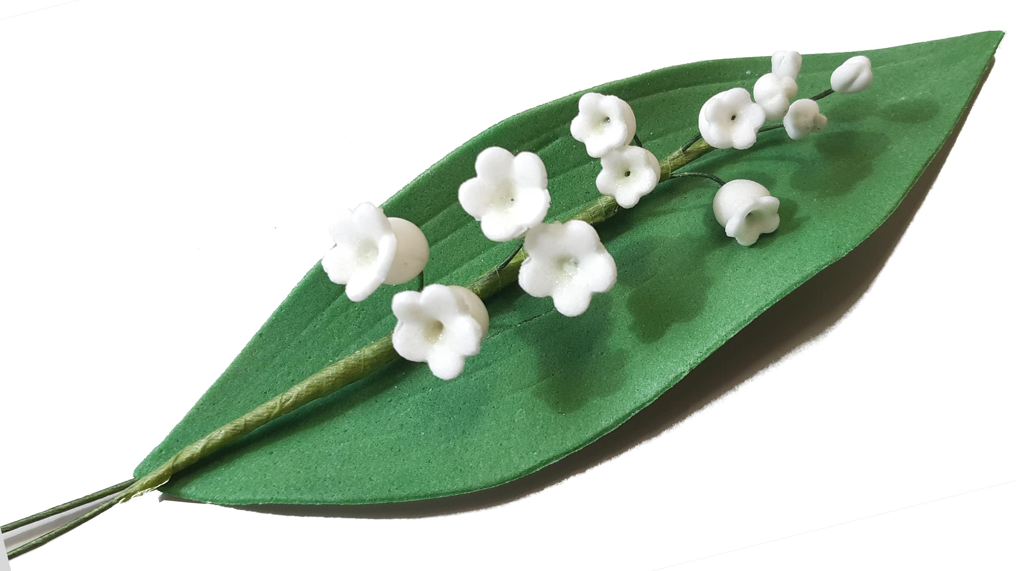 Gyöngyvirág (cukorvirág)