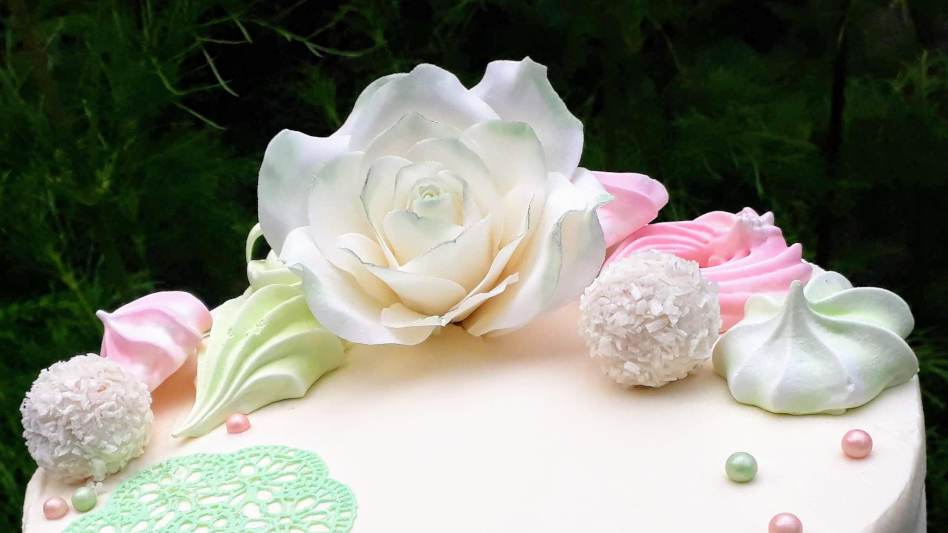 Rózsa (cukorvirág)