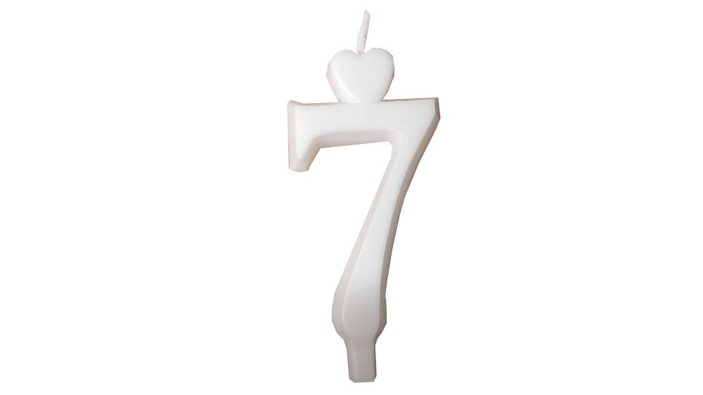 7-es gyertya