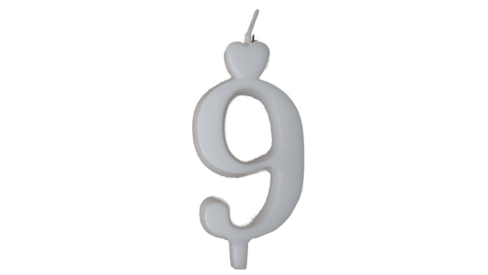 9-es gyertya