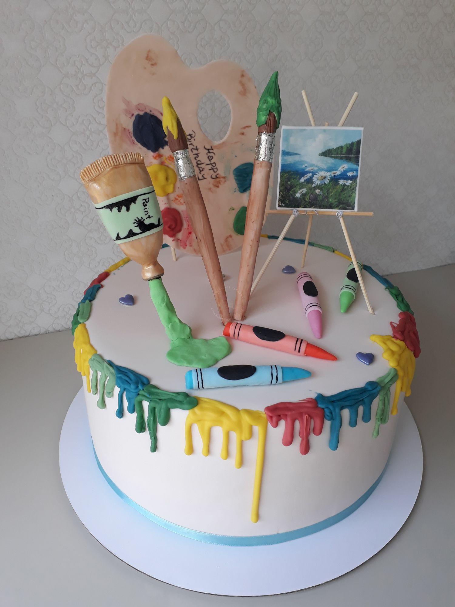 Ági varázsa főoldali torta